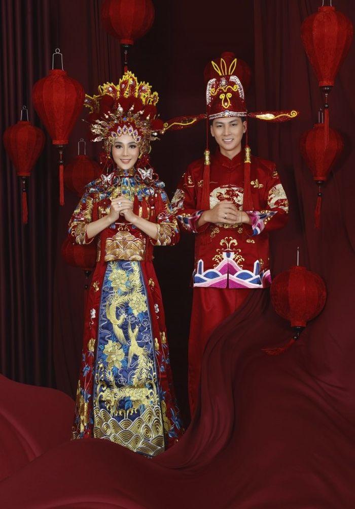 Lâm Khánh Chi tiếp tục tổ chức tiệc khủng