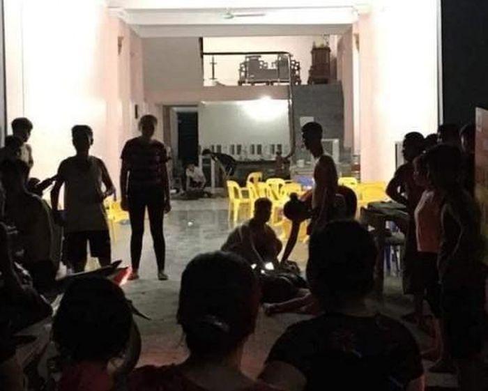 Báo Pháp Luật Net: Nghi phạm thứ 2 trong vụ hỗn chiến khiến 2 người tử vong ở quán bia Bắc Giang ra đầu thú