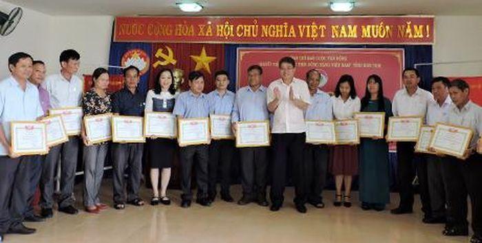 Báo Đại Đoàn Kết: Kon Tum tổng kết 10 năm Cuộc vận động 'Người Việt Nam ưu tiên dùng hàng Việt Nam'