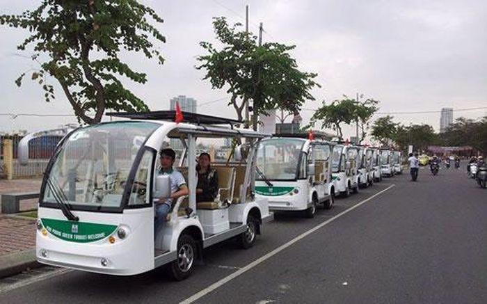Báo KTĐT: Kéo dài thí điểm xe 4 bánh có gắn động cơ xăng chở khách du lịch