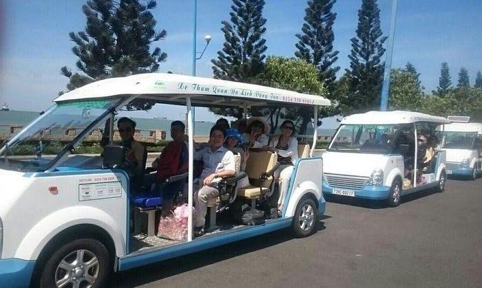 Báo Chính Phủ: Kéo dài thí điểm xe 4 bánh có gắn động cơ xăng chở khách du lịch