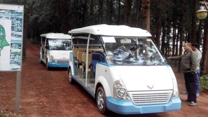 Báo Giao Thông: 5 địa phương nào vẫn được thí điểm xe 4 bánh gắn động cơ xăng chở khách?