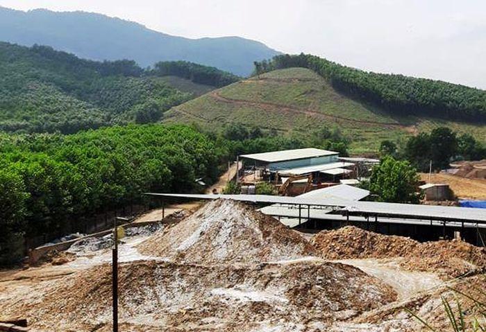 Báo TNMT: Quảng Ngãi: Sẽ thành lập lực lượng ứng phó sự cố môi trường