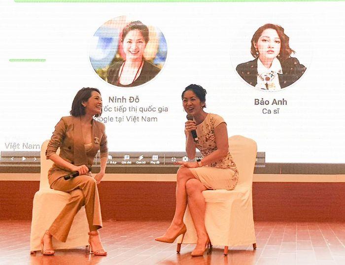 Đỗ Mỹ Ninh - giám đốc quản lý tiếp thị của Google tại Việt Nam 51c9b4e7b4a75df904b6