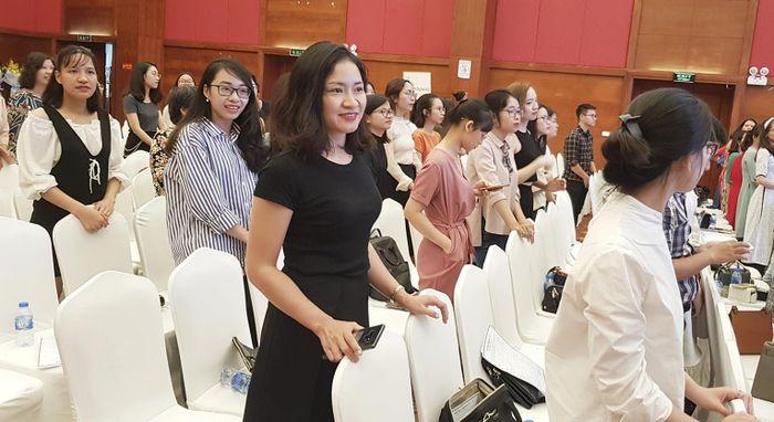 Đỗ Mỹ Ninh - giám đốc quản lý tiếp thị của Google tại Việt Nam 6efa8ad48a9463ca3a85