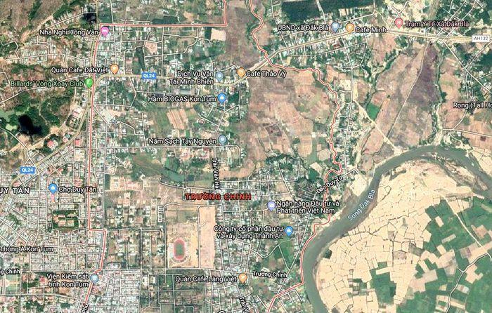 Báo Đấu Thầu: Hạ tầng Nam Quang: Góp mặt tại nhiều dự án khu dân cư