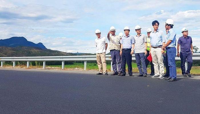 Báo CAĐN: Tổng cục Đường bộ kiểm tra các vị trí hằn lún trên cao tốc Đà Nẵng- Quảng Ngãi