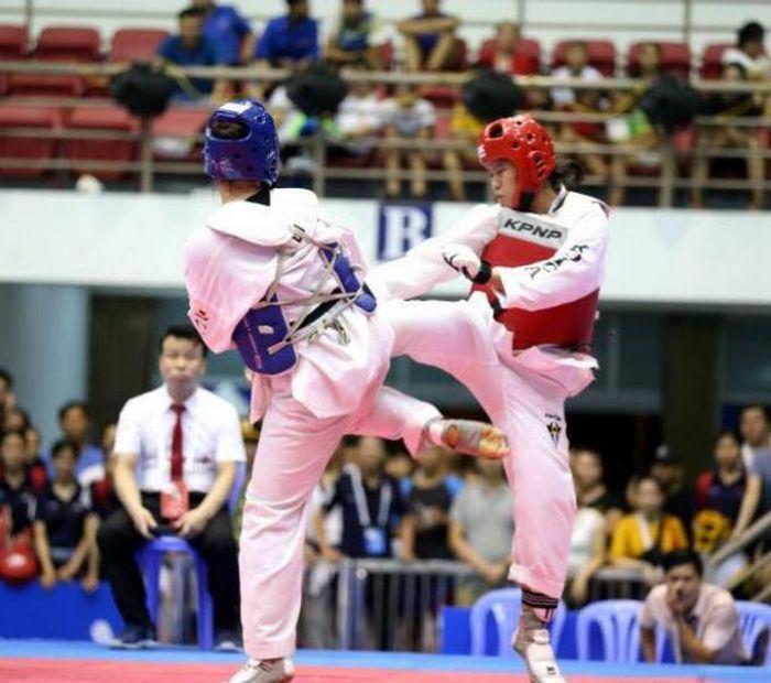 Báo Công Luận: TP.HCM khẳng định vị thế tại giải Taekwondo các lứa tuổi trẻ Toàn quốc 2019