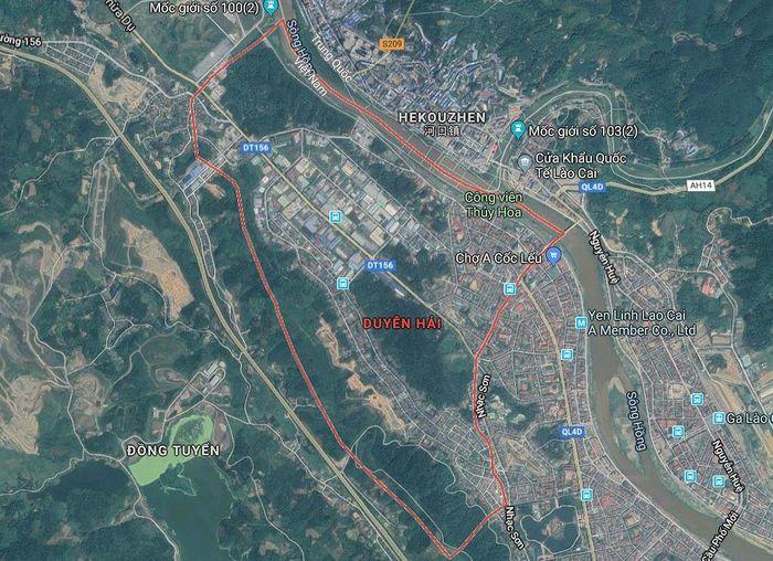 Báo Đấu Thầu: Xây dựng Công Minh được chỉ định làm khu đô thị gần 370 tỷ đồng tại Lào Cai