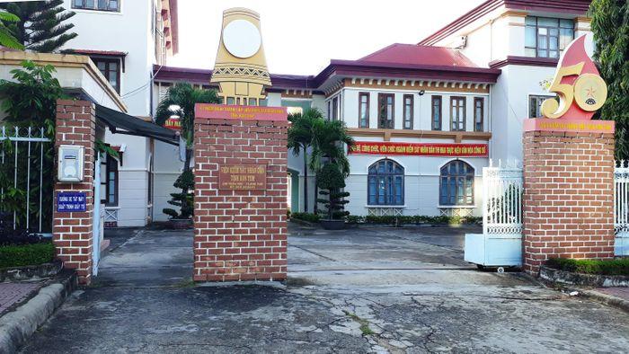 Báo Thanh Niên: Đề nghị kỷ luật viện trưởng, nguyên viện trưởng Viện KSND tỉnh Kon Tum