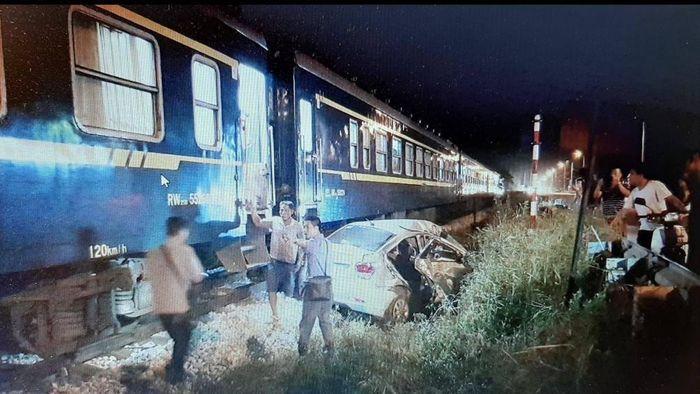 Báo ATGT: Một ngày xảy ra hai vụ tai nạn đường sắt ở Bắc Giang