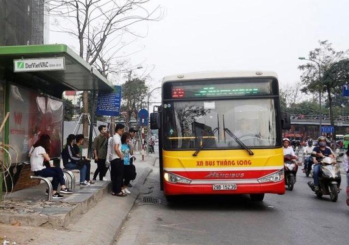 Cấp thẻ xe buýt miễn phí cho người cao tuổi, nhân khẩu thuộc