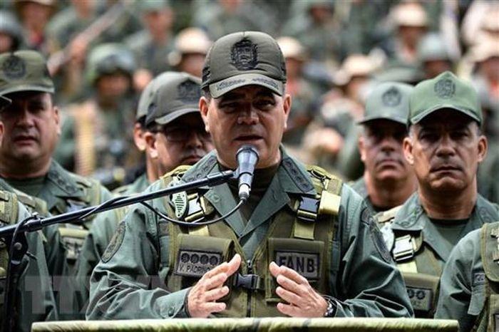 Quan doi Venezuela phan doi kich hoat Hiep uoc Tuong ho lien My