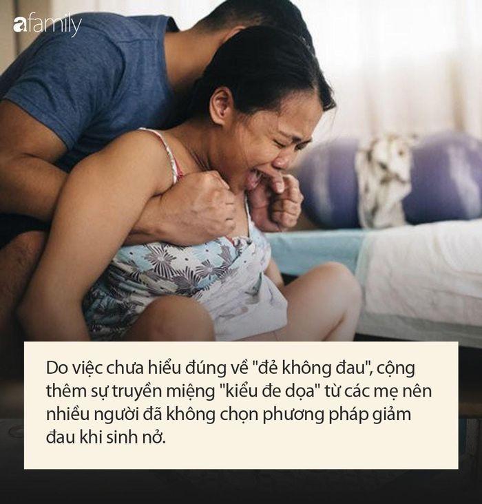 Sự thật về mũi tiêm 'đẻ không đau', hóa ra trước giờ các mẹ toàn hiểu lầm