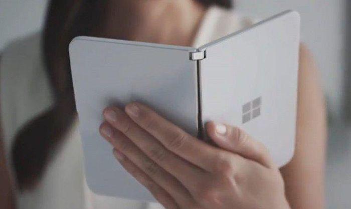 Chi tiết Surface Pro, chiếc điện thoại hai màn hình chạy Android của Microsoft ảnh 3