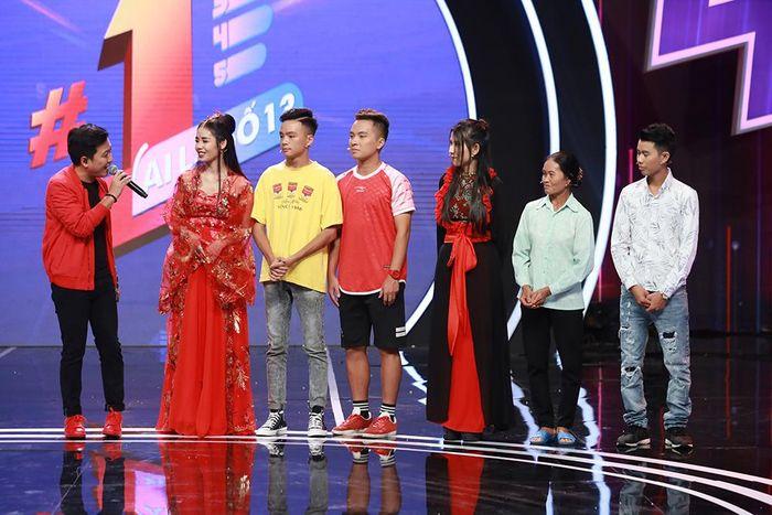 Các khách mời tham gia chương trình