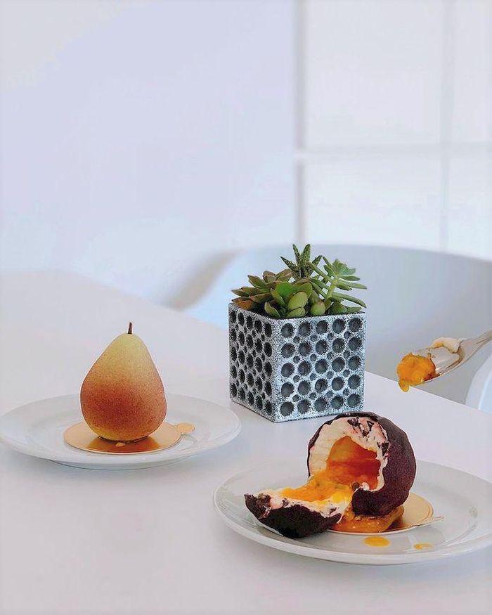 Loạt món tráng miệng hình hoa quả nhìn là thèm 'chảy nước miếng'