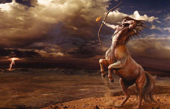 Kỳ bí sinh vật nửa người nửa thú trong truyền thuyết