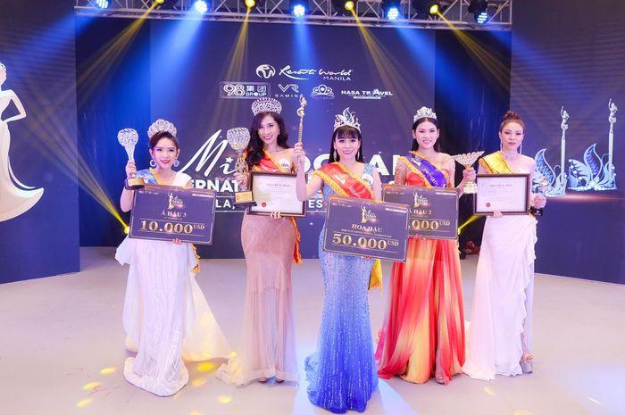 Hoa hậu Đại Dương Doanh nhân quốc tế 2019 đã gọi tên Phạm Bích Thủy - Ảnh 6