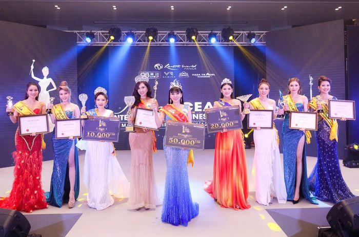 Hoa hậu Đại Dương Doanh nhân quốc tế 2019 đã gọi tên Phạm Bích Thủy - Ảnh 2