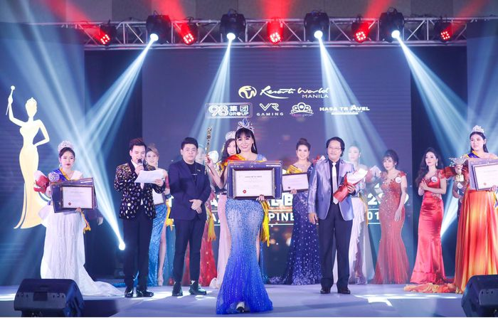 Hoa hậu Đại Dương Doanh nhân quốc tế 2019 đã gọi tên Phạm Bích Thủy - Ảnh 5