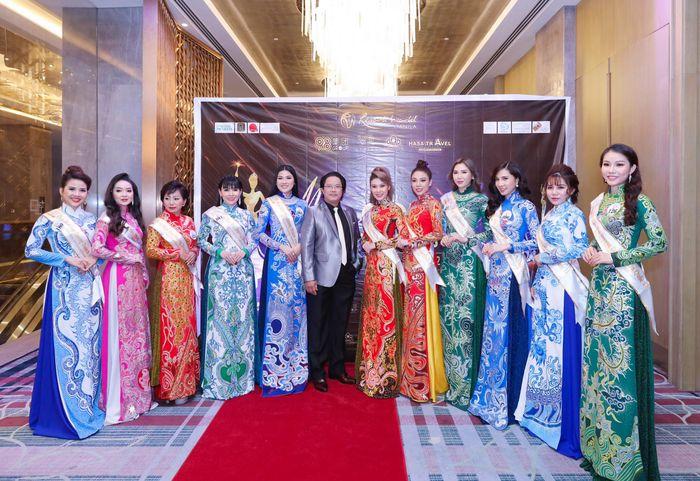 Hoa hậu Đại Dương Doanh nhân quốc tế 2019 đã gọi tên Phạm Bích Thủy - Ảnh 8