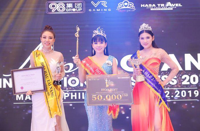 Hoa hậu Đại Dương Doanh nhân quốc tế 2019 đã gọi tên Phạm Bích Thủy - Ảnh 4
