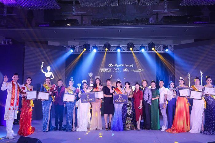 Hoa hậu Đại Dương Doanh nhân quốc tế 2019 đã gọi tên Phạm Bích Thủy - Ảnh 7