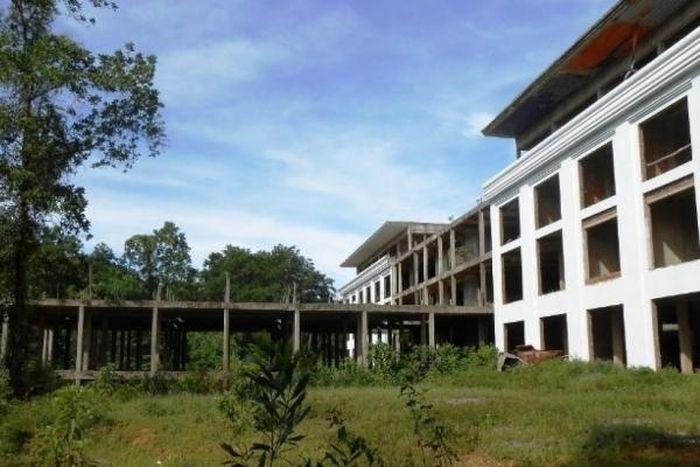 Khu du lịch nghỉ dưỡng và phục hồi chức năng suối nước nóng Bang của Tập đoàn Trường Thịnh