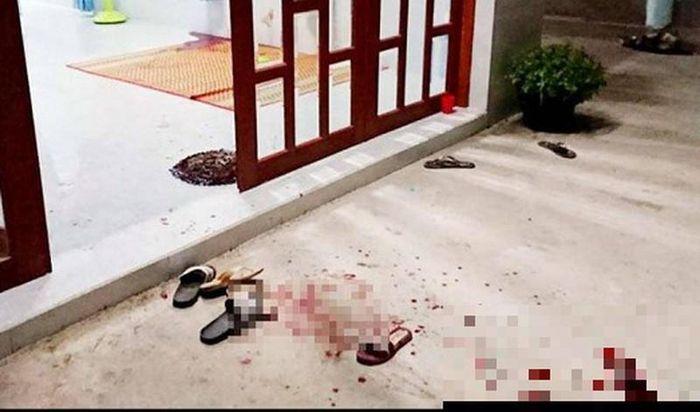 Kết quả hình ảnh cho Gã chồng đâm chết vợ vì không chịu nấu cơm