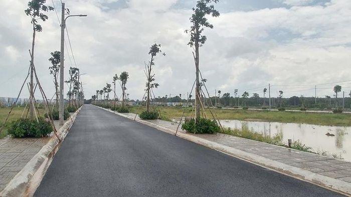 Đấu giá quyền sử dụng 35 lô đất tại Bà Rịa - Vũng Tàu