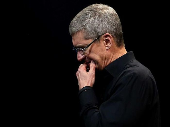 CEO Tim Cook bị đe dọa và quấy rối, Apple cầu cứu