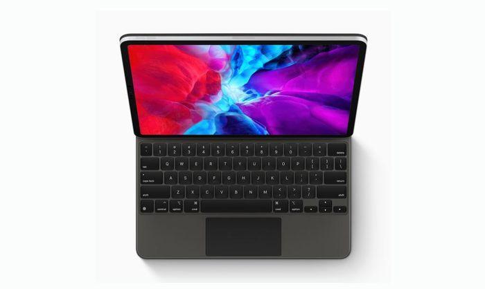Chiêm ngưỡng vẻ đẹp hoàn hảo của chiếc iPad Pro có hỗ trợ vỏ Magic Keyboard độc đáo