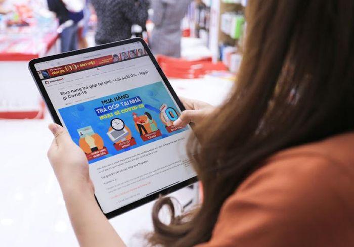 IPad Pro 2020 đầu tiên tại Việt Nam, giá từ 26,9 triệu đồng
