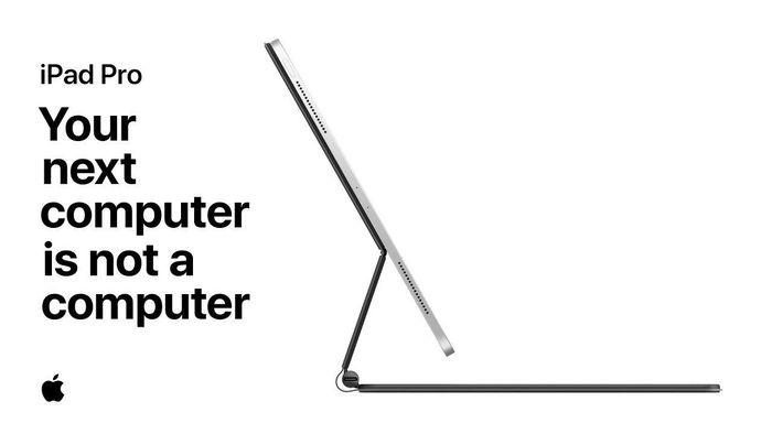 Apple thừa nhận Microsoft cuối cùng đã đúng về tablet
