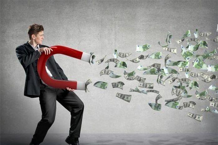 Người giàu có thường vay tiền từ nhiều hướng