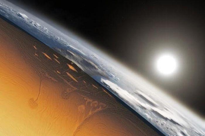 Bằng chứng sốc về 'trái đất biến hình' 3,2 tỉ năm tuổi