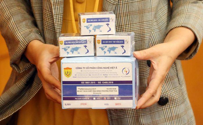 Kit xét nghiệm COVID-19 của Việt Nam được WHO công nhận chuẩn quốc tế