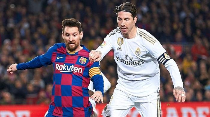 Barca và Real sắp tiếp tục cuộc đua song mã