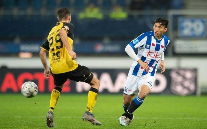 CLB Heerenveen muốn gia hạn hợp đồng với Đoàn Văn Hậu
