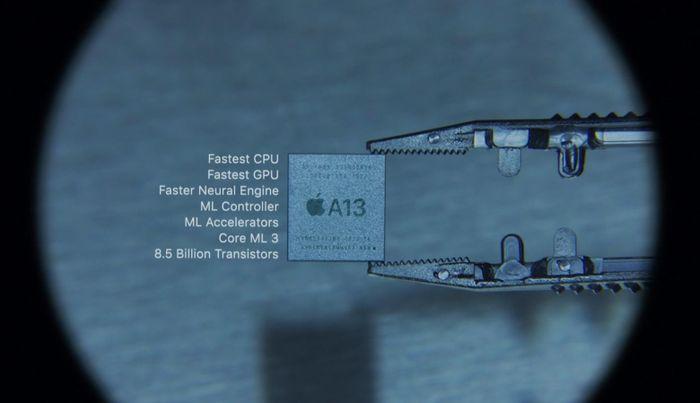 Chip Apple A series sẽ được sản xuất tại Mỹ