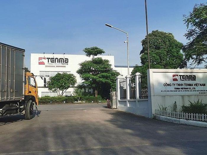Tổng cục Thuế sẽ xử lý nghiêm vụ Tenma Việt Nam nếu có sai phạm về hối lộ