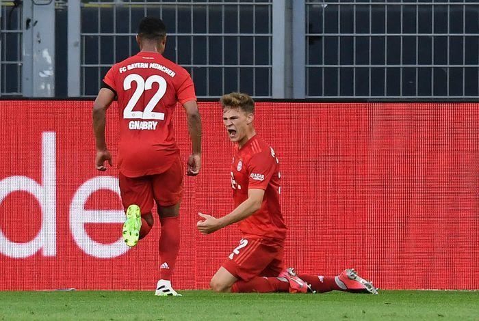 Hạ đẹp Dortmund, Bayern tiến gần chức vô địch Bundesliga