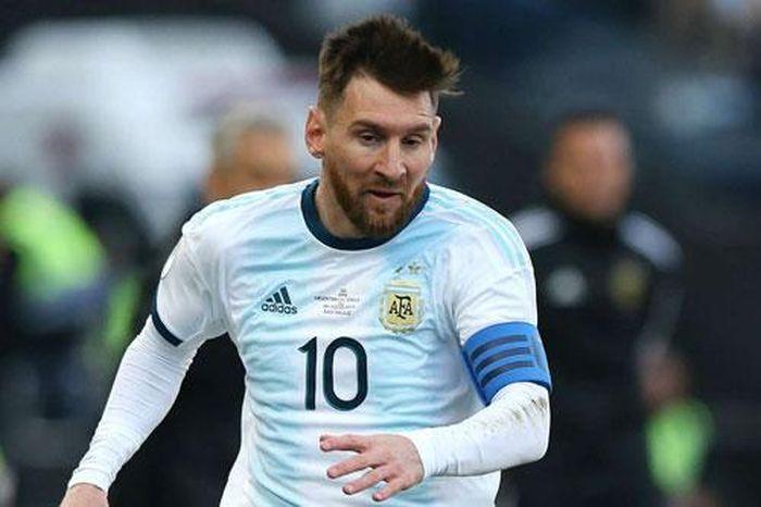 Messi nói gì khi lỡ hẹn Copa America 2020