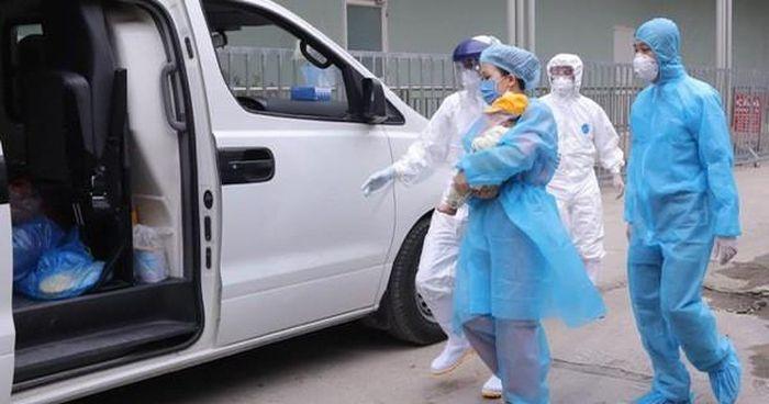 Bé trai 1 tuổi mắc Covid-19, là cháu bé nhỏ tuổi thứ hai tại Việt Nam bị lây bệnh