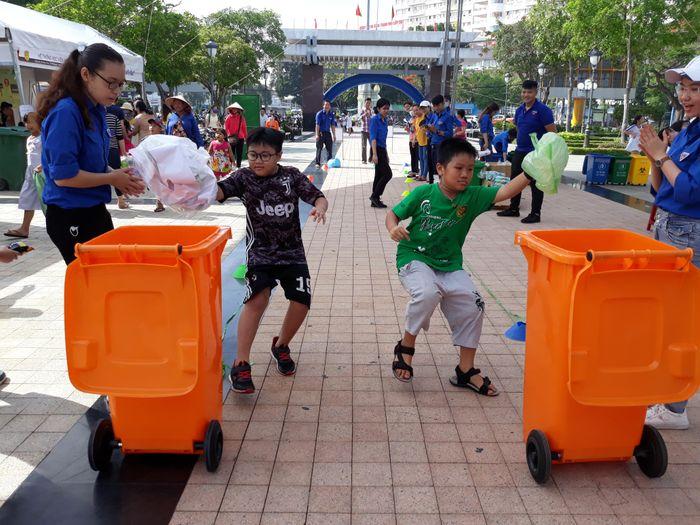 Cần Thơ sôi nổi các hoạt động Ngày hội Thiếu nhi chung tay bảo vệ môi trường