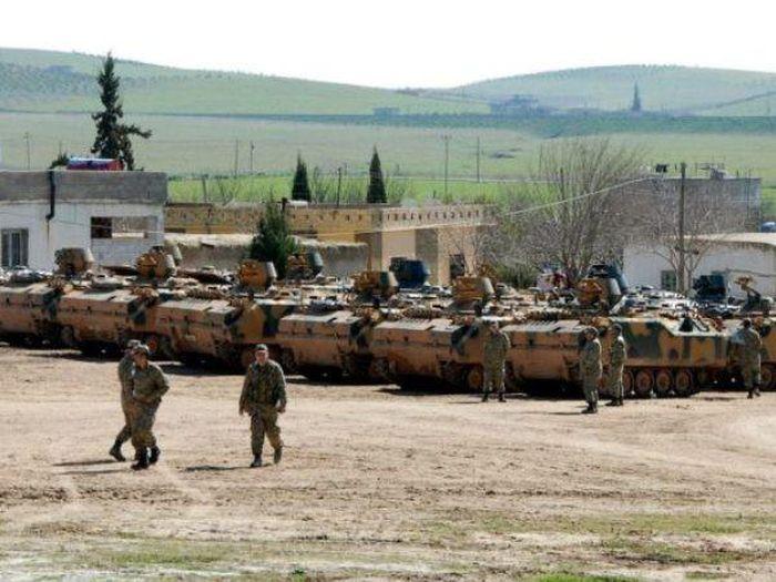 Quân đội Thổ Nhĩ Kỳ bị nghi đưa hệ thống phòng không tầm xa tới Idlib