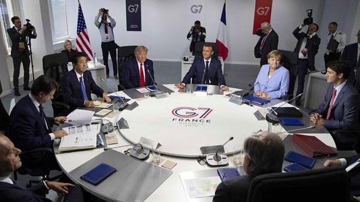 Mỹ lại hoãn Hội nghị thượng đỉnh G7