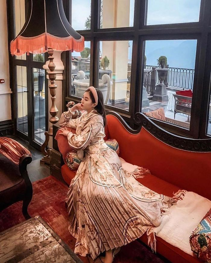 Sa Pa có nhiều lựa chọn khách sạn từ sang xịn đến bình dân. Ảnh: Hotel de la Coupole.
