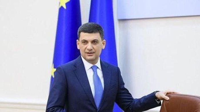Thủ tướng Ukraine Volodymyr Groysman quyết định từ chức